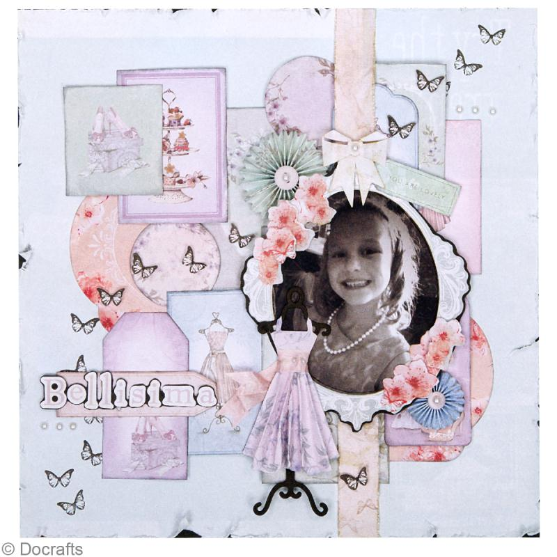 exemple scrapbooking amour