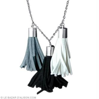 Le collier pompon