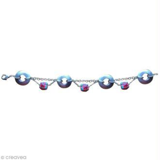Tuto bijou : Créer un bracelet romantique