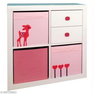 DIY simple : Fabriquer et décorer une boîte de rangement