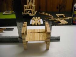 9. Le montage du siège