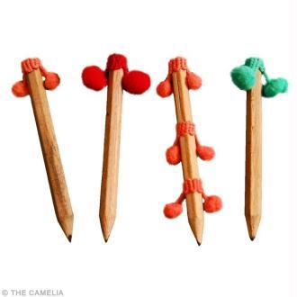 Customise tes crayons Ikea