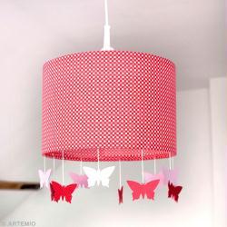 diy abat jour papillon id es conseils et tuto couture. Black Bedroom Furniture Sets. Home Design Ideas
