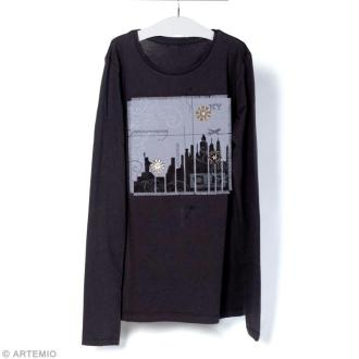 DIY : Customiser son propre t-shirt New-York