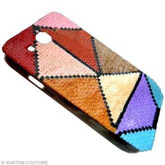 DIY coque smartphone en perles hama