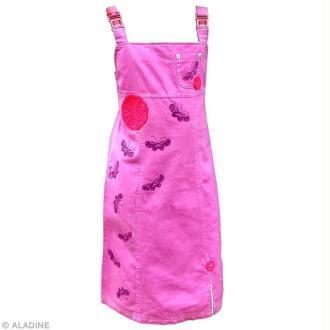 DIY customisation de robe au tampon