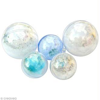 DIY Noël : Fabriquer des boules décoratives
