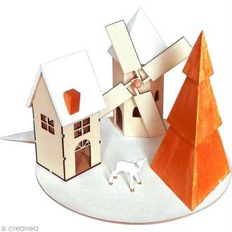 DIY village de Noël