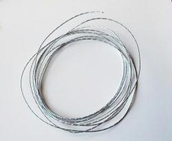 2. Travailler le fil alu