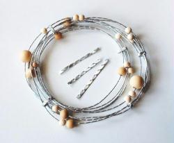 4. Maintenir les perles