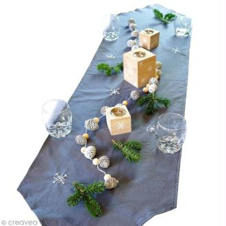 DIY Noël décoration de table