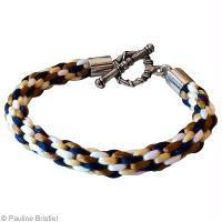 Tuto bracelet kumihimo 8 fils
