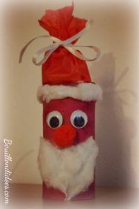 2. Père Noël récup : Les étapes