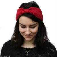 DIY headband en tricot