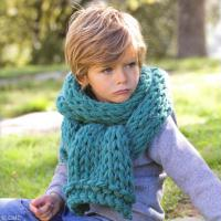 Diy écharpe Enfant Idées Conseils Et Tuto Crochet Et Tricot