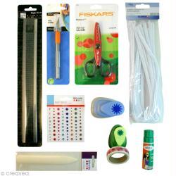 1. Les fournitures et le matériel