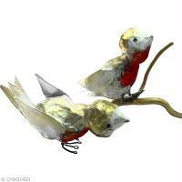 Comment faire un oiseau en papier mâché (tuto)