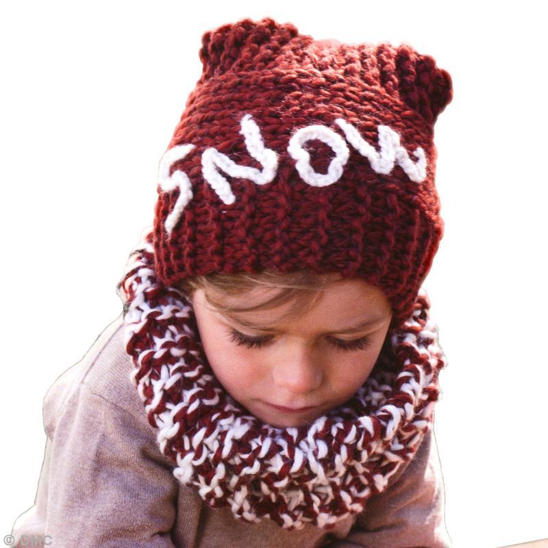 Modèle Snood Et Bonnet Garçon Au Crochet Et Tricot Idées