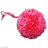 Comment faire un pompon en laine (tuto)