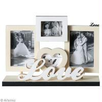 DIY Saint Valentin : Création d'un cadre Love