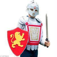 Tuto carnaval : déguisement de chevalier