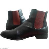 DIY custo chaussures façon Christopher Kane