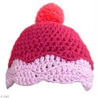 DIY crochet : bonnet Myboshi