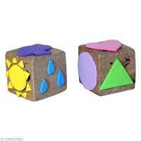Réaliser des cubes tampons