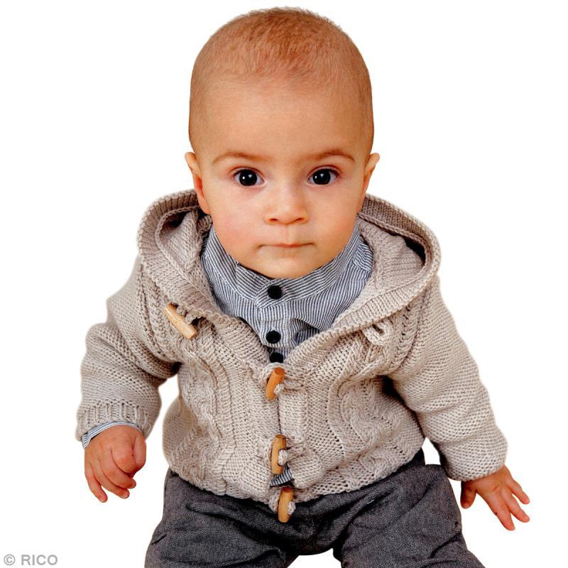 Modele Tricot Cardigan A Torsades Pour Bebe Idees Conseils Et Tuto Crochet Et Tricot