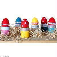 Coquetier original et facile pour Pâques