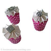 DIY Récup : Recycler des gobelets en boîtes cadeaux