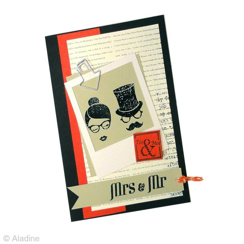Connu Idées DIY Faire-part mariage : tutos, conseils et exemples de  PH21