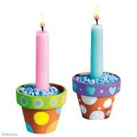 DIY customisation pots de fleur