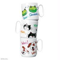 Customiser son mug avec des têtes d'animaux