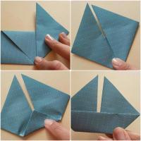 Tuto Mobile Origami Pour Bébé 2 3 Le Bateau Idées