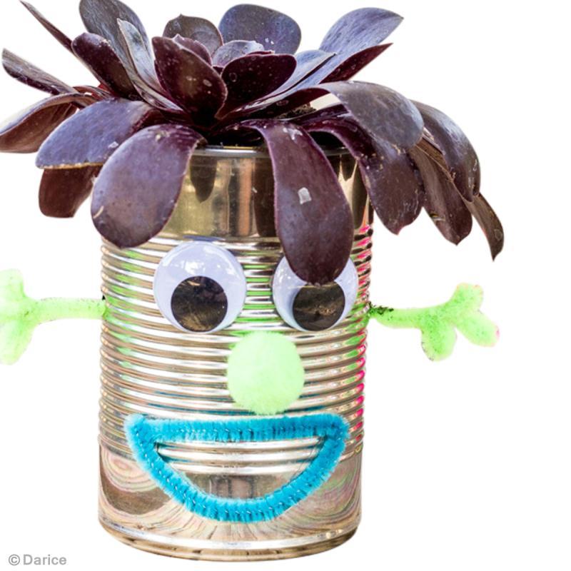 Bricolage f te des m res pot de fleurs r cup id es - Faire des bijoux a la maison ...