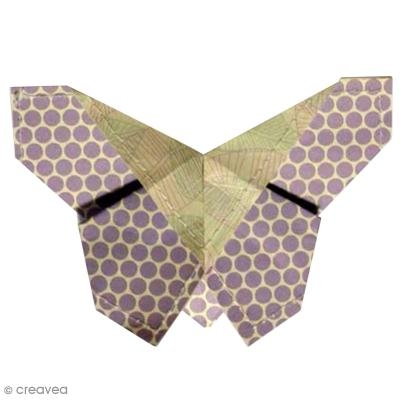 diy origami papillon facile faire id es conseils et. Black Bedroom Furniture Sets. Home Design Ideas