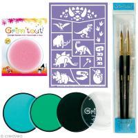 1. Liste des accessoires de maquillage nécessaires