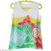Customisation textile avec les fashion-spray et les fashion-liner