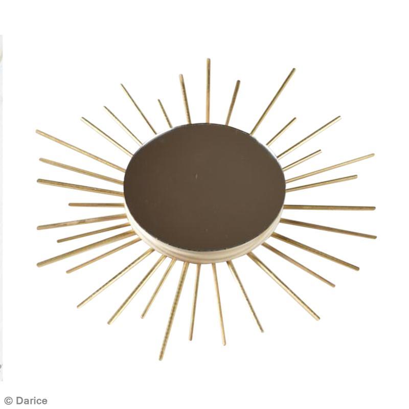 Diy miroir soleil facile faire id es conseils et tuto for Tuto home deco tableau