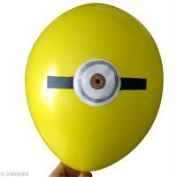 DIY Minion ballon
