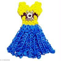 DIY Robe Minion rainbow loom