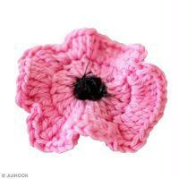 DIY Coquelicots en Crochet
