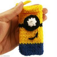 DIY Inspiration Housse smartphone Minion