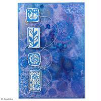 DIY Dessiner avec les encres Izink Dye