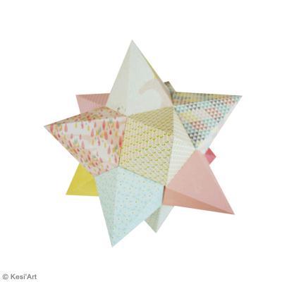 Diy Etoile En Papier Idées Conseils Et Tuto Origami Modulaire 3d
