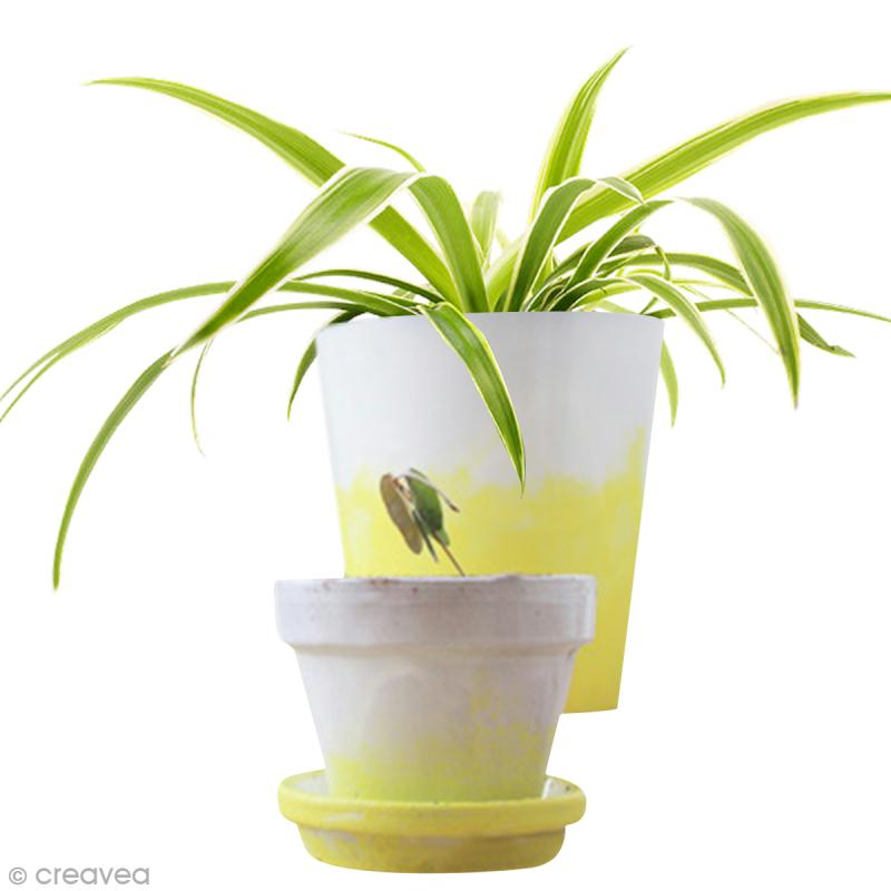 Diy Custo Pot De Fleur Idees Conseils Et Tuto Decoration