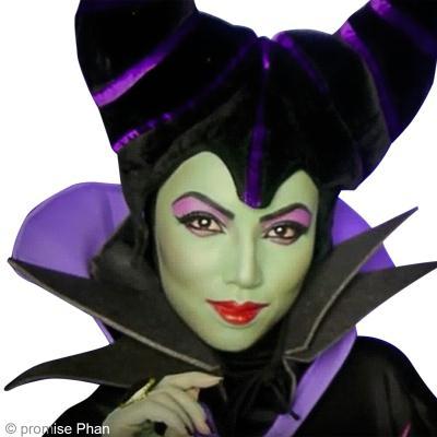Diy Halloween Disney Maquillage Méchante Reine Idées Conseils Et