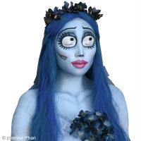 DIY Halloween : Maquillez-vous comme Emily des Noces Funèbres