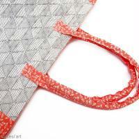 DIY Couture Sac fourre-tout pratique